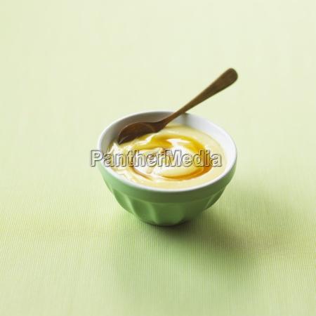 cibo interno dolce colore verde catarro