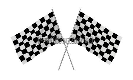 bandiere da corsa