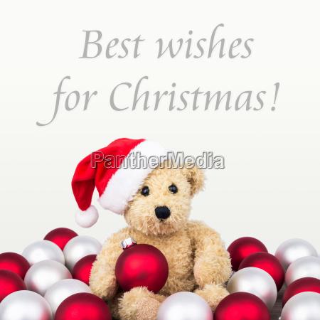 christmas card merry christmas text wish