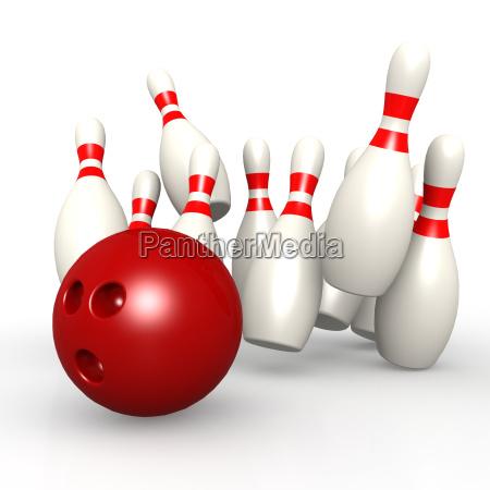 perno da bowling