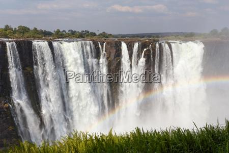 zimbabwe cadute acqua