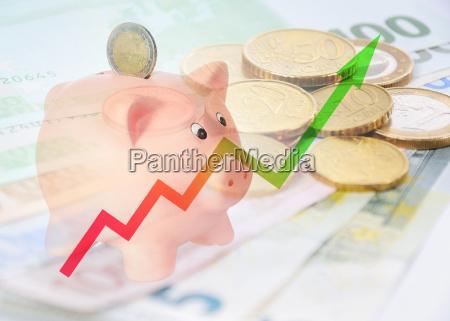 grafico euro illustrazione affare affari lavoro