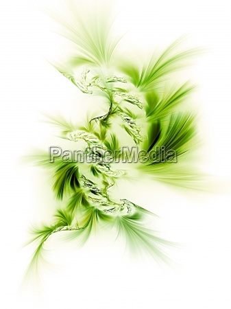 luce arte verde sogno fantasia forma