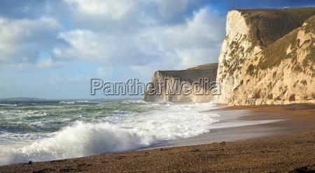 riva del mare spiaggia rocce roccia