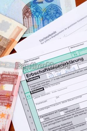 inheritance fiscale di sterminio tedesco