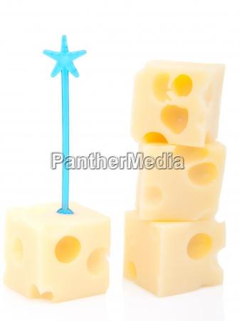 cibo bio freschezza buco stucco formaggio