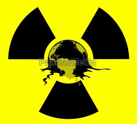 pericolo ambiente rischio nero potenza elettricita