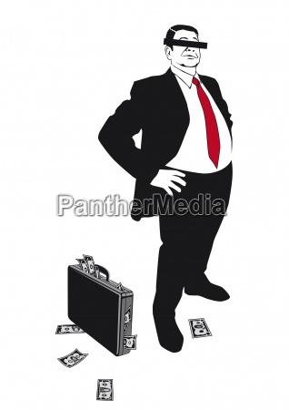il banchiere arrogante