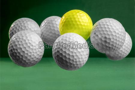 sport dello sport spazio verde palle