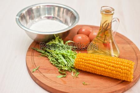 cibo dolce primo piano frutta cucina