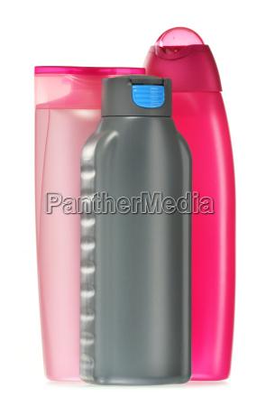 lavare bottiglia lavaggio sapone shampoo insaponare