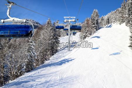 skilift moderno