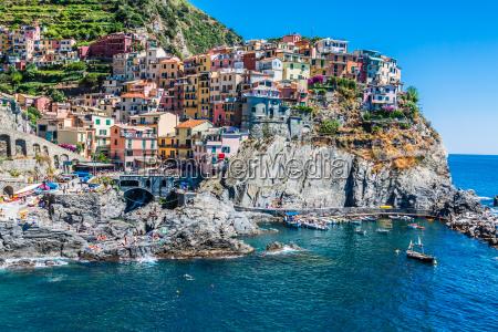 cinque terre italia villaggio di