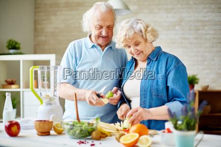 starsi wegetarianie