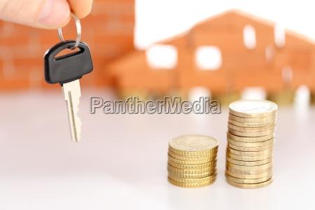 casa e le chiavi