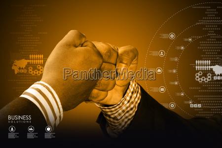 gesto uomini uomo mano dito enorme