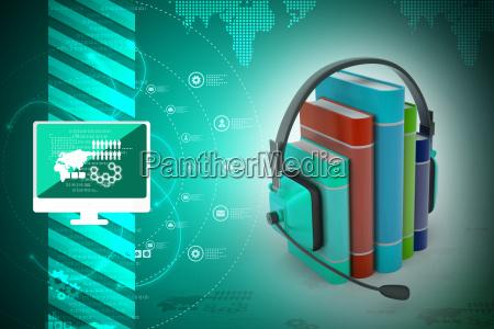 studiare studio ascoltare oggetto educazione tempo