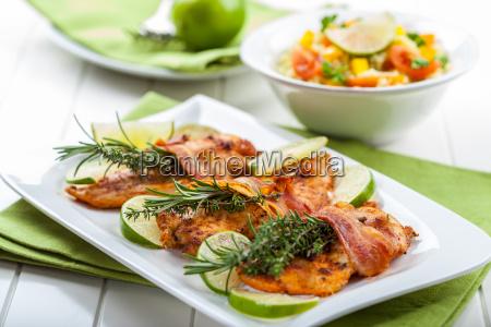 ristorante cucinare cucina menu aglio fritto