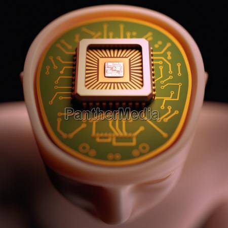 scienza attrezzatura futuro comunicazione processore hardware