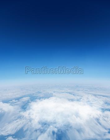 blu ambiente luce del sole illustrazione