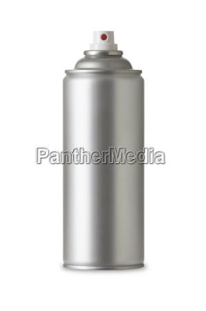 blank vernice spray di alluminio puo