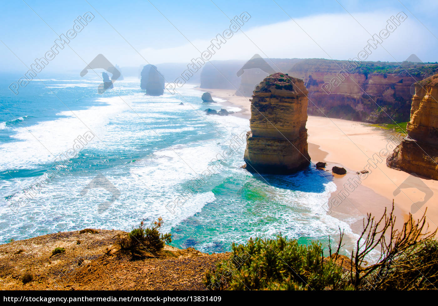 i, dodici, apostoli, della, great, ocean - 13831409