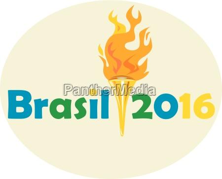 giochi di estate brasil 2016 flaming