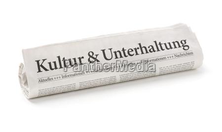 giornale tageblatt info ufficio divertimento cultura