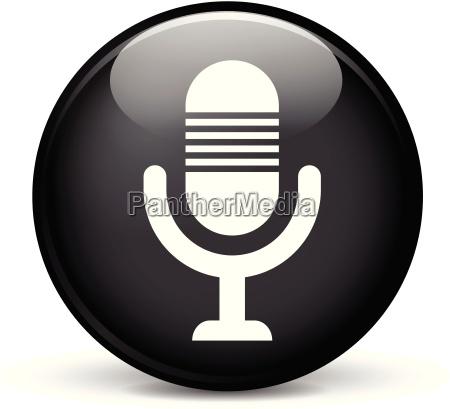 icona del microfono