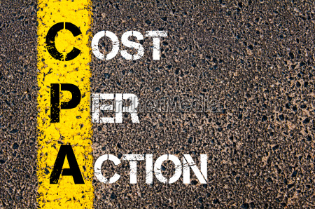 business acronym cpa as cost per
