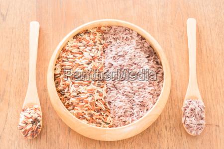 thailandia cucinare cucina organico fibra riso