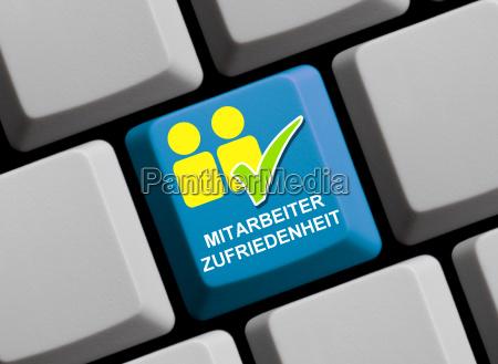 soddisfazione dei dipendenti online
