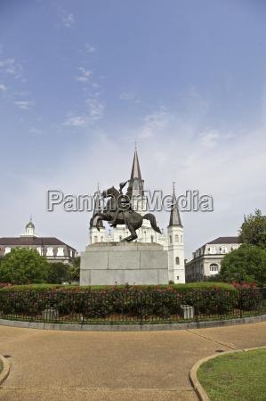 parco statua