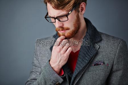 guy in smart casual