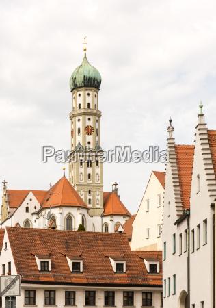 casa costruzione torre chiesa citta europa