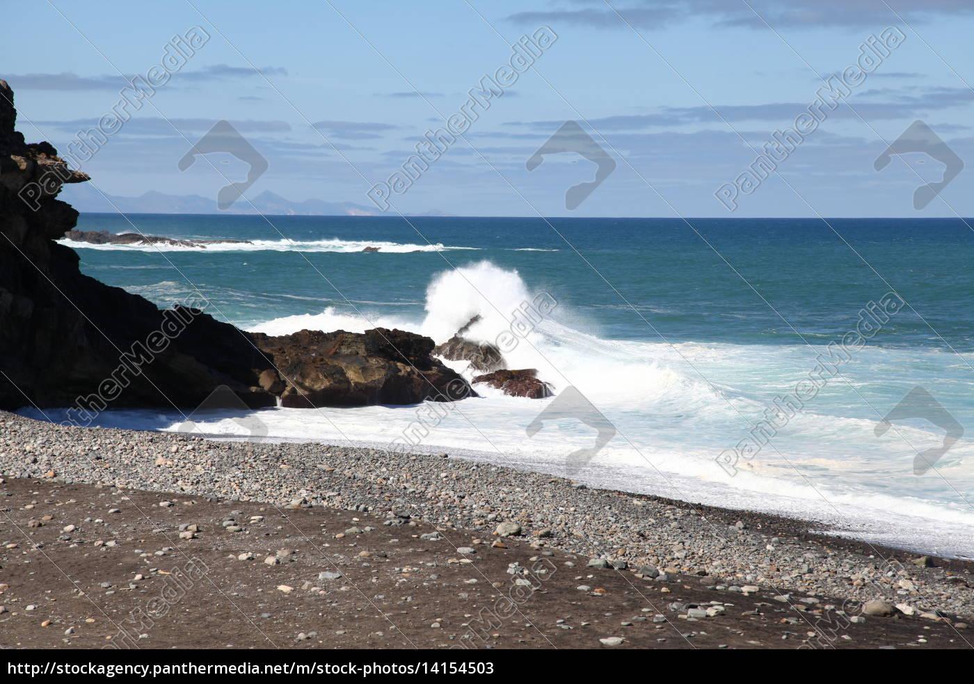 atlantico, acqua salata, mare, oceano, acqua, canarie - 14154503