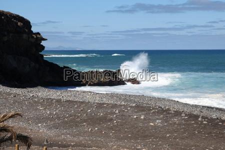 atlantico, acqua salata, mare, oceano, acqua, canarie - 14154543