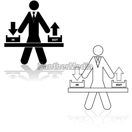 ufficio scrivania avoro progettazione concetto modello