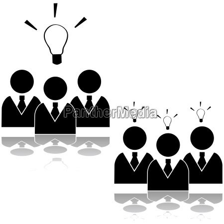 ufficio discussione strategia progettazione concetto modello