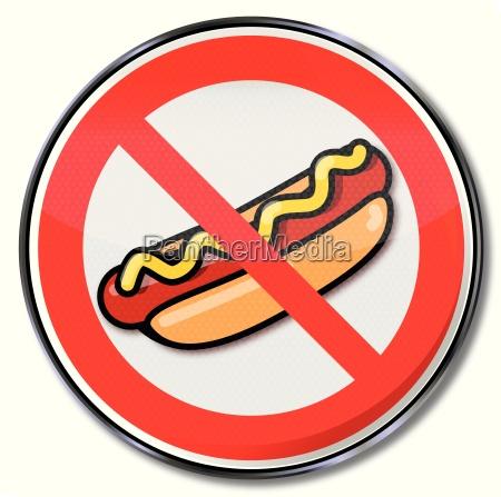 inquinamento attenzione negozi hot dog goccia