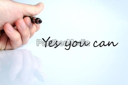 scrivere incoraggiare lavagna pannello con successo