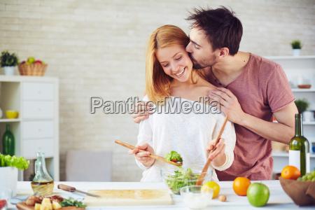 bacio e cuocere