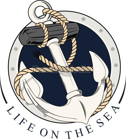 navale ancoraggio