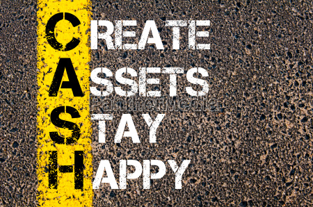 business acronym cash as create assets