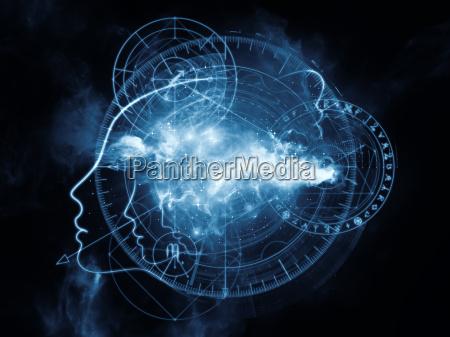 paradigm of inner geometry
