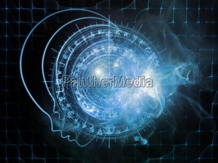 energy of inner geometry