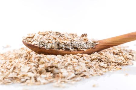 grano intero avena rotolata