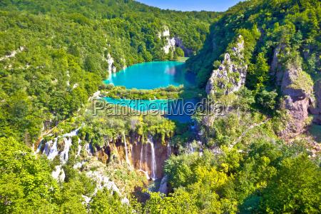 paradise cascate dei laghi di plitvice