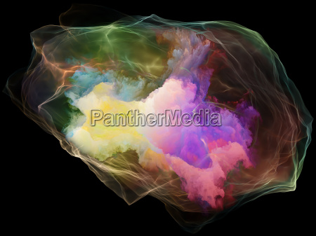 ricordi di particelle mente