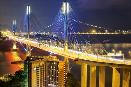 ponte ting kau di notte